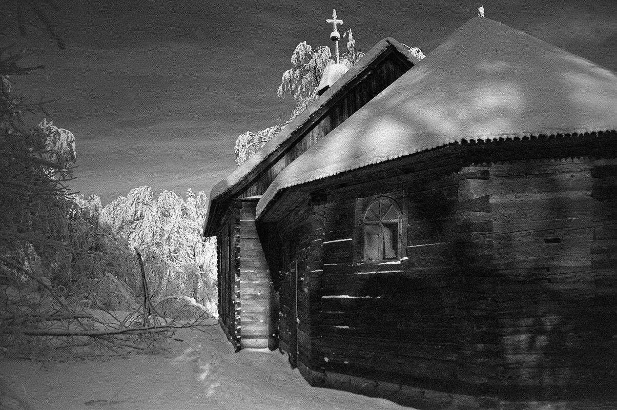 Kaplica na Górze Witosławskiej