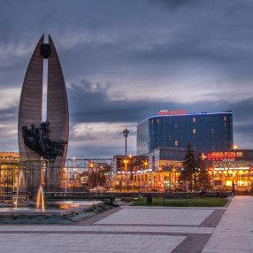 Pomnik Rzeszów, fotograf Paweł Litwin