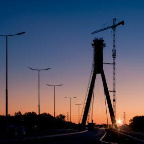 Most Tadeusza Mazowieckiego, Rzeszów, fotograf Paweł Litwin