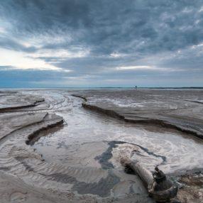Żelazny Most, składowisko odpadów poflotacyjnych KGHM, fotograf Paweł Litwin