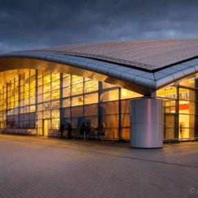 Lotnisko Rzeszów, Jasionka, fotograf architektury Paweł Litwin