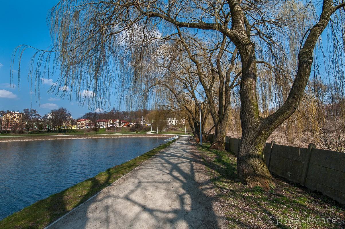 Park miejski, Ostrowiec Świętokrzyski, fotograf Paweł Litwin